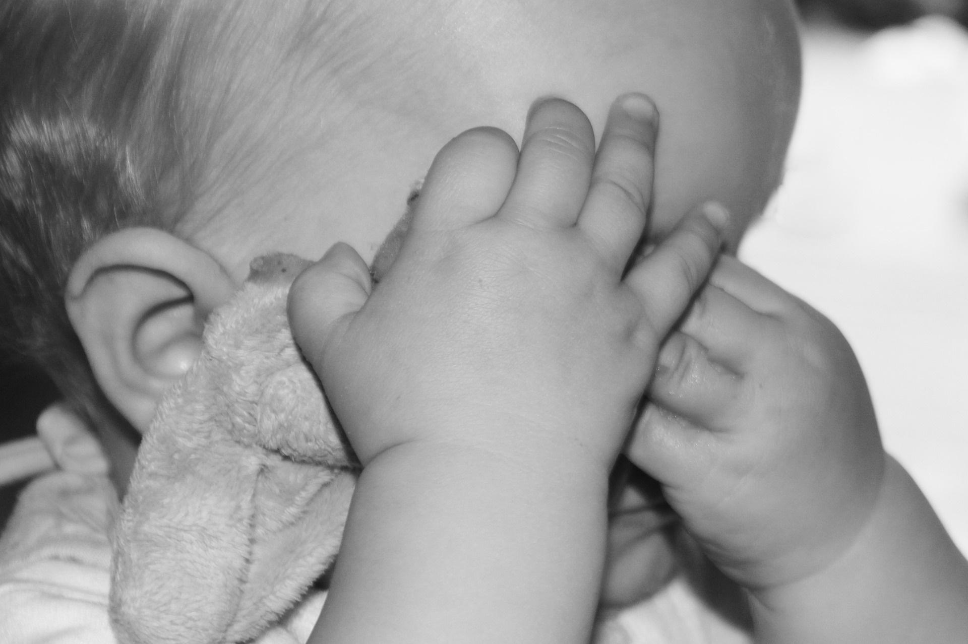 child needing random acts of kindness