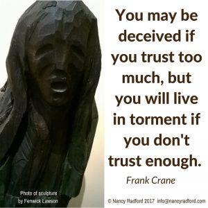 Trust, broken promise