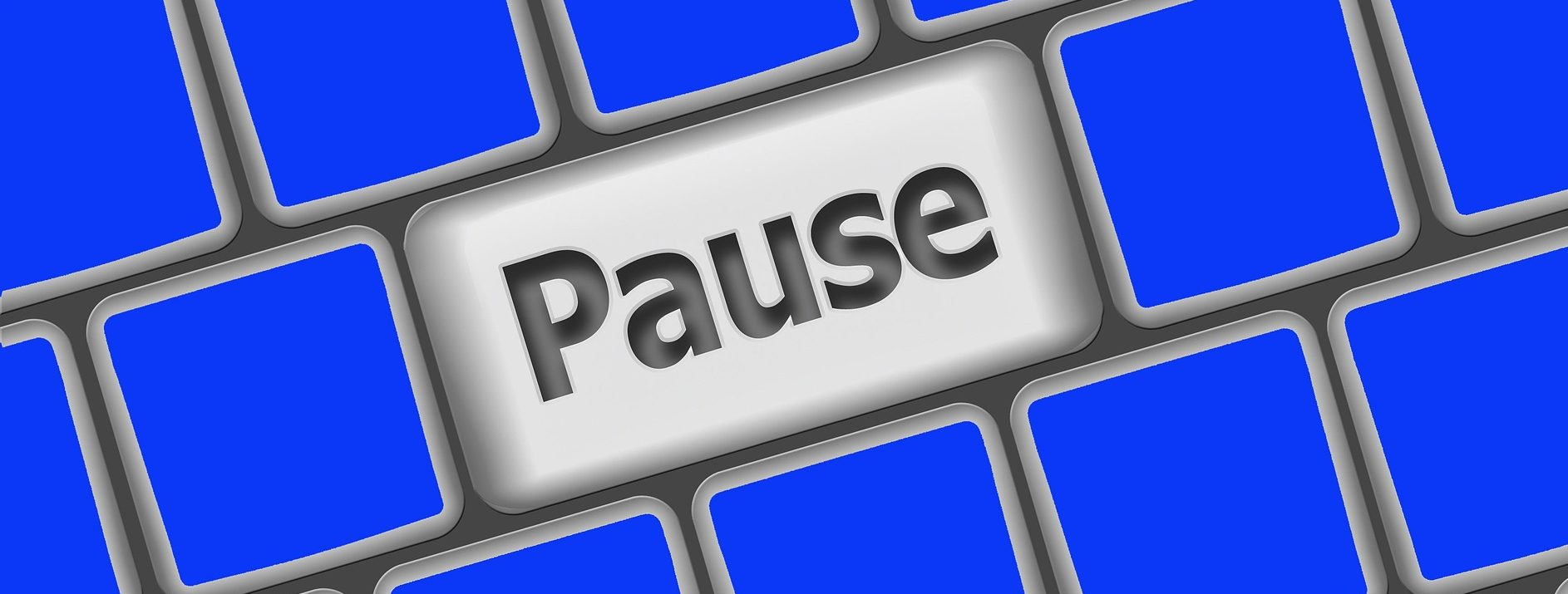 Pause and reassess