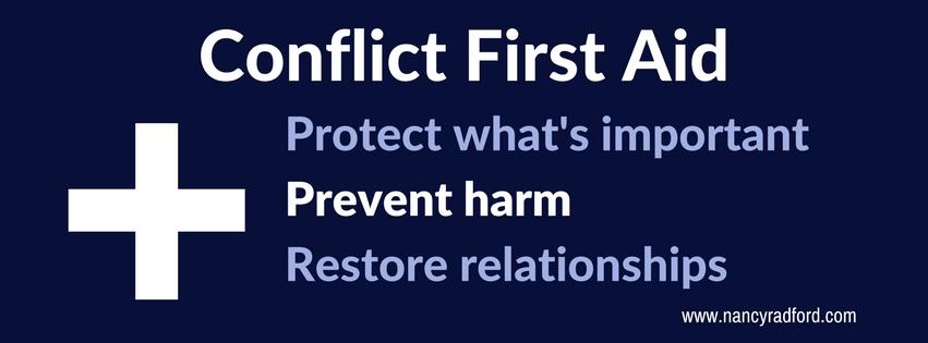 Prevent Harm