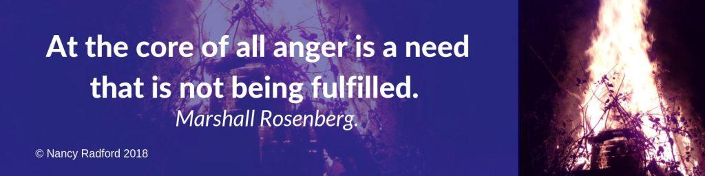 mananaging anger