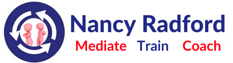 Nancy Radford Mediate Train Coach