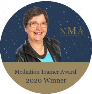 Nancy Radford Mediator Trainer 2020